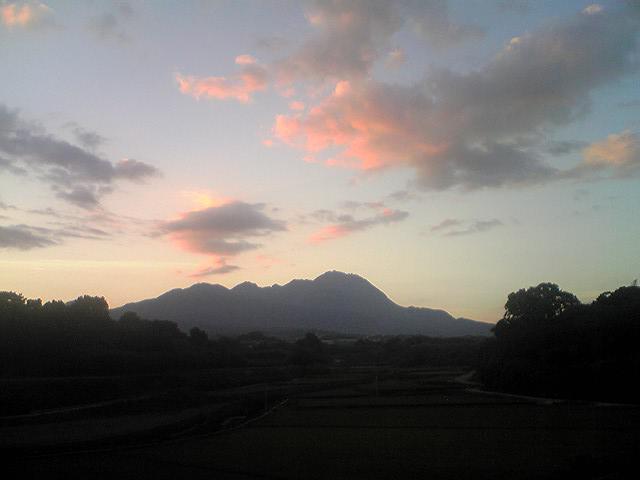 Mt. Fugen 20130818