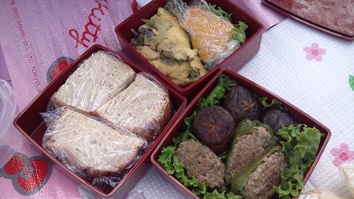 ピクニック料理4