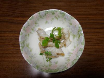タチウオカラアゲ
