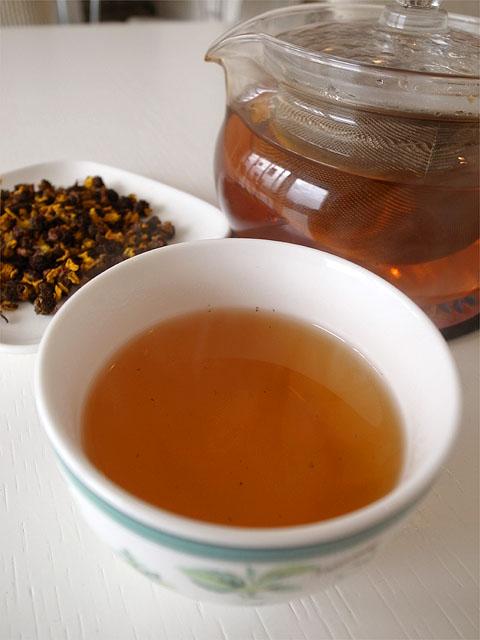 131130香膳-雪菊茶