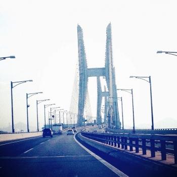 2014瀬戸大橋