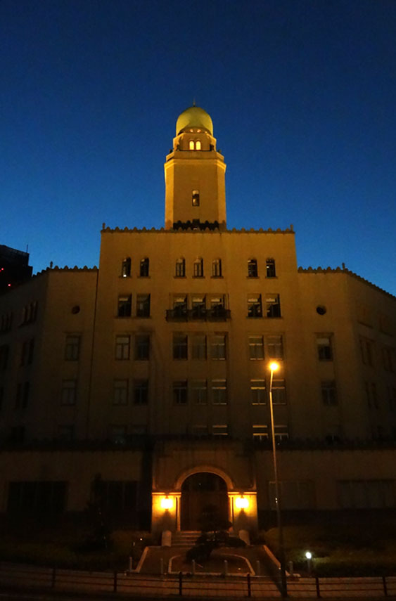 131215横浜税関本関庁舎1