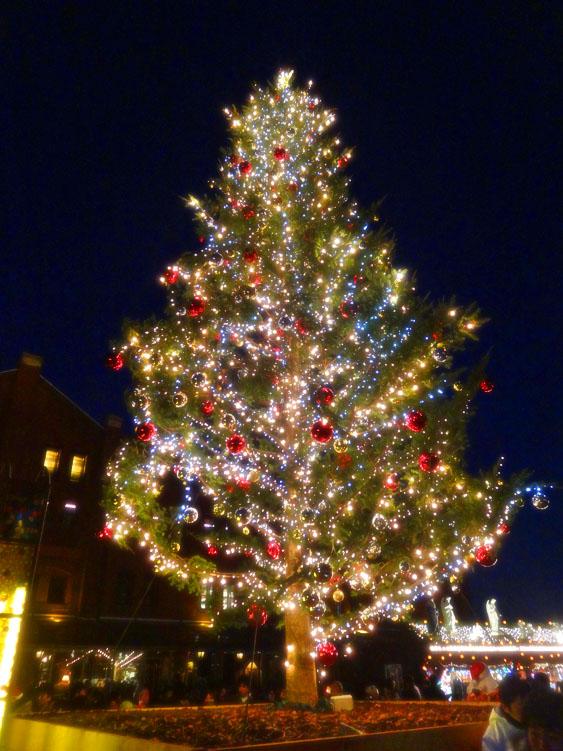 クリスマスマーケット in 横浜赤レンガ倉庫3