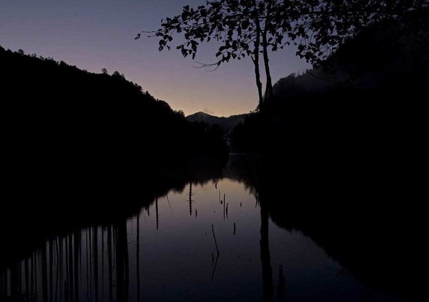 ブログ自然湖20