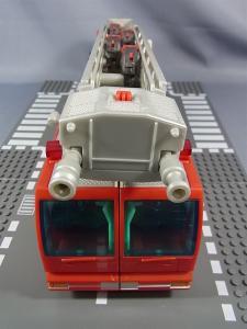 トランスフォーマー カーロボット C-001 炎の司令官 スーパーファイヤーコンボイ002