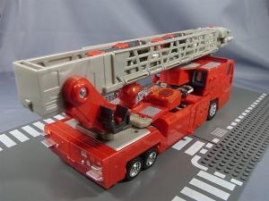 トランスフォーマー カーロボット C-001 炎の司令官 スーパーファイヤーコンボイ003