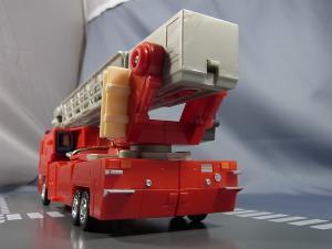 トランスフォーマー カーロボット C-001 炎の司令官 スーパーファイヤーコンボイ004