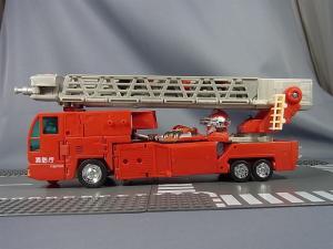 トランスフォーマー カーロボット C-001 炎の司令官 スーパーファイヤーコンボイ005