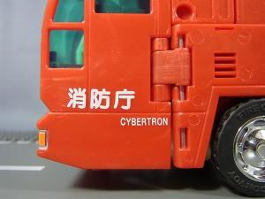トランスフォーマー カーロボット C-001 炎の司令官 スーパーファイヤーコンボイ006