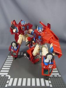 トランスフォーマー カーロボット C-001 炎の司令官 スーパーファイヤーコンボイ017