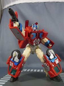 トランスフォーマー カーロボット C-001 炎の司令官 スーパーファイヤーコンボイ022