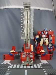 トランスフォーマー カーロボット C-001 炎の司令官 スーパーファイヤーコンボイ028