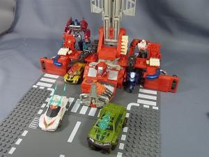 トランスフォーマー カーロボット C-001 炎の司令官 スーパーファイヤーコンボイ030