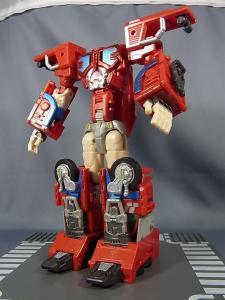 トランスフォーマー カーロボット C-001 炎の司令官 スーパーファイヤーコンボイ035
