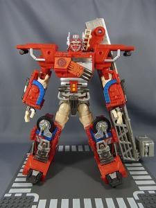 トランスフォーマー カーロボット C-001 炎の司令官 スーパーファイヤーコンボイ036