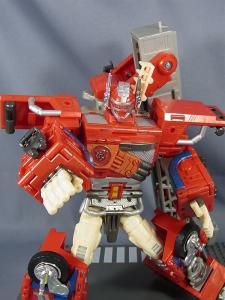 トランスフォーマー カーロボット C-001 炎の司令官 スーパーファイヤーコンボイ045