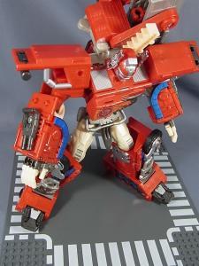 トランスフォーマー カーロボット C-001 炎の司令官 スーパーファイヤーコンボイ046
