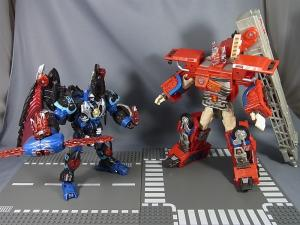 トランスフォーマー カーロボット C-001 炎の司令官 スーパーファイヤーコンボイ050