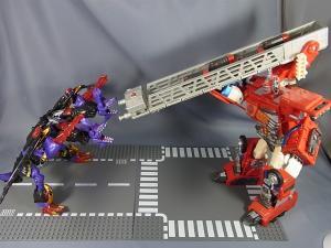 トランスフォーマー カーロボット C-001 炎の司令官 スーパーファイヤーコンボイ055