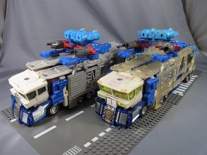 トランスフォーマー カーロボット C-023 機動隊長 ゴッドマグナス001