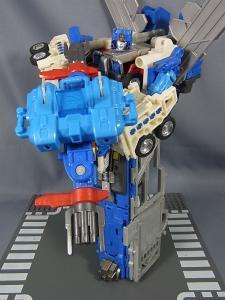 トランスフォーマー カーロボット C-023 機動隊長 ゴッドマグナス015