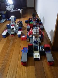 トランスフォーマー TFアンコール23 フォートレス・マキシマスで遊ぼう2012