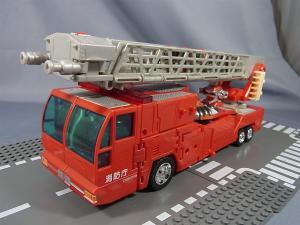 トランスフォーマー カーロボット C-001 炎の司令官 スーパーファイヤーコンボイ001