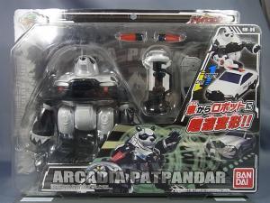 超速変形ジャイロゼッター ラピッドモーフィンシリーズ RM-06 アルカディア パトパンダー001