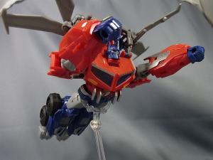 トランスフォーマーGo! G11 オートボット司令官 ハンターオプティマスプライム023