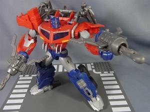 トランスフォーマーGo! G11 オートボット司令官 ハンターオプティマスプライム030