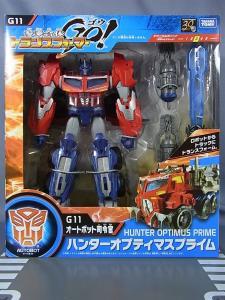 トランスフォーマーGo! G11 オートボット司令官 ハンターオプティマスプライム040