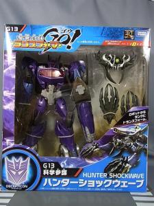 トランスフォーマーGo! G13 科学参謀 ハンターショックウェーブ032