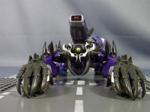 トランスフォーマーGo! G13 科学参謀 ハンターショックウェーブにアームズアップ!002