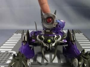 トランスフォーマーGo! G13 科学参謀 ハンターショックウェーブにアームズアップ!003
