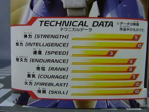 トランスフォーマーGo! G13 科学参謀 ハンターショックウェーブにアームズアップ!018
