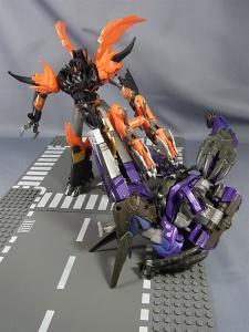 トランスフォーマーGo! G12 悪鬼大帝 ドラゴトロンで遊ぼう009