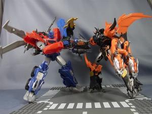 トランスフォーマーGo! G12 悪鬼大帝 ドラゴトロンで遊ぼう012