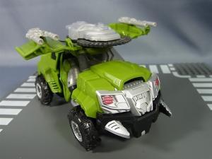 トランスフォーマーGo! G15 警備員 ハンターバルクヘッド007