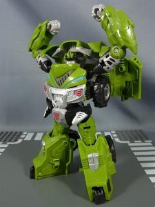トランスフォーマーGo! G15 警備員 ハンターバルクヘッド014