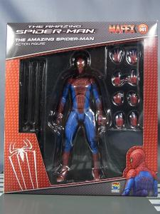MAFEX No001 THE AMAZING SPIDER-MAN001
