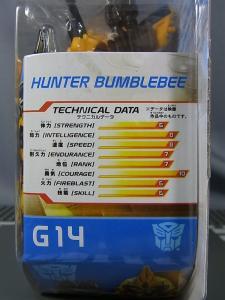 トランスフォーマーGo! G14 情報員 ハンターバンブルビー031