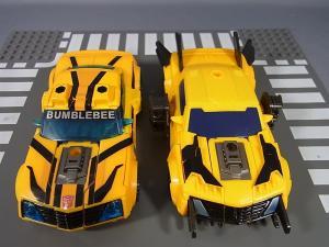 トランスフォーマーGo! G14 情報員 ハンターバンブルビーを比較002