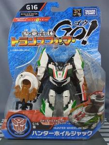 トランスフォーマーGo! G16 侍 ハンターホイルジャック035