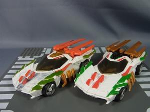トランスフォーマーGo! G16 侍 ハンターホイルジャックで比較&遊ぼう003