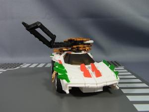 トランスフォーマーGo! G16 侍 ハンターホイルジャックで比較&遊ぼう006