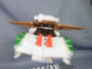 トランスフォーマーGo! G16 侍 ハンターホイルジャックで比較&遊ぼう014