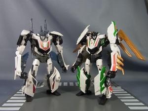 トランスフォーマーGo! G16 侍 ハンターホイルジャックで比較&遊ぼう016