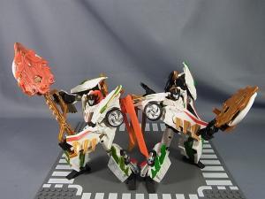 トランスフォーマーGo! G16 侍 ハンターホイルジャックで比較&遊ぼう018