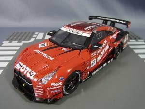 トランスフォーマーGT GT-01 GT-Rプライム008