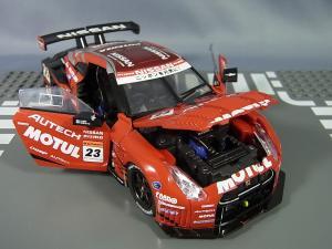トランスフォーマーGT GT-01 GT-Rプライム025